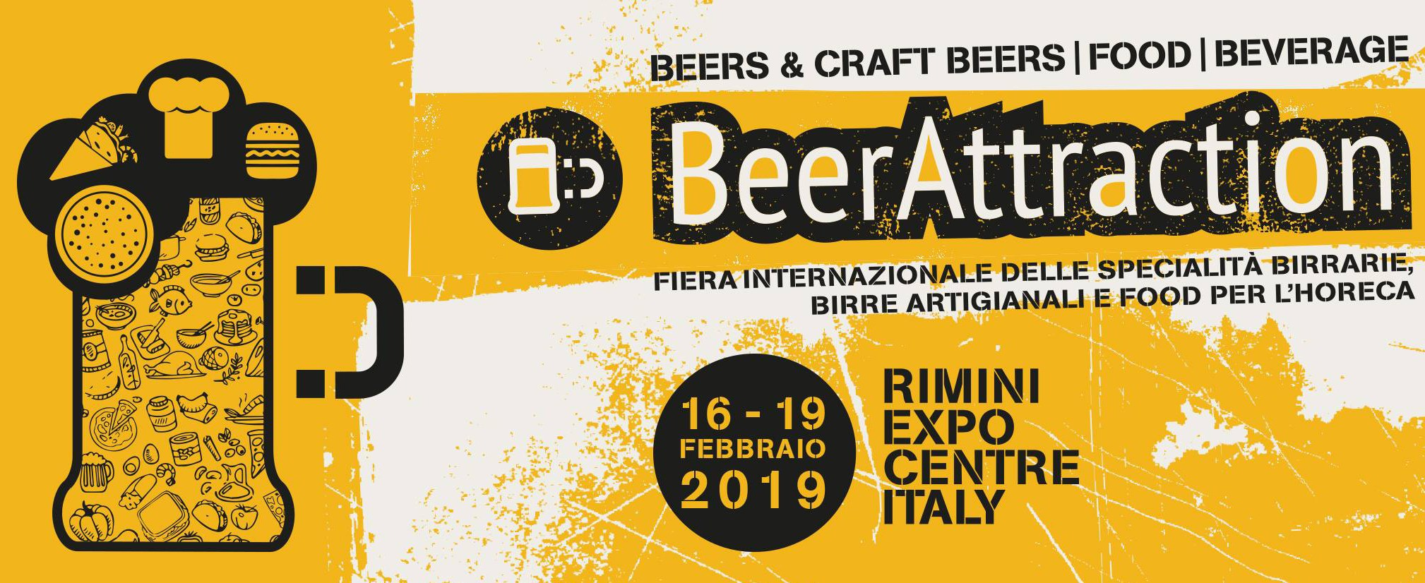 Beer Attraction 2019: premiati Bevande Cuni e CR/AK